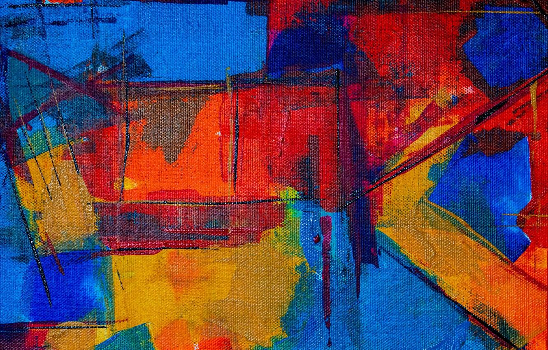 Фото обои линии, краска, текстура, colorful, формы, texture, color