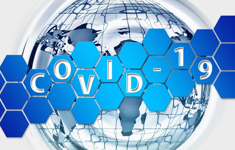 Фото обои страны, распространение, 2020, пандемия, коронавирус, COVID-19