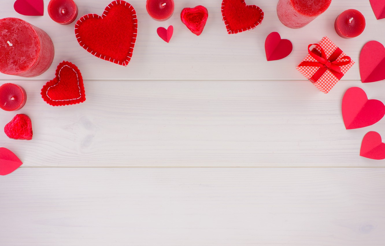 Фото обои любовь, сердце, подарки, сердечки, красные, red, love, romantic, hearts, valentine's day, gift box
