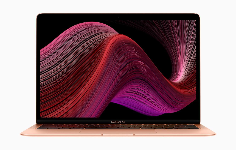 Фото обои Apple, USA, США, MacBook, MacOS, MacBook Air