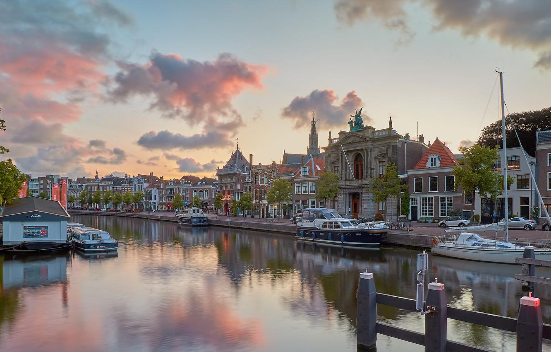 Обои нидерланды, Голландия, Haarlem. Города foto 7