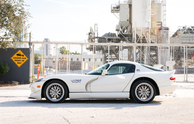 Фото обои Dodge Viper, 1997, American Car, GTSR