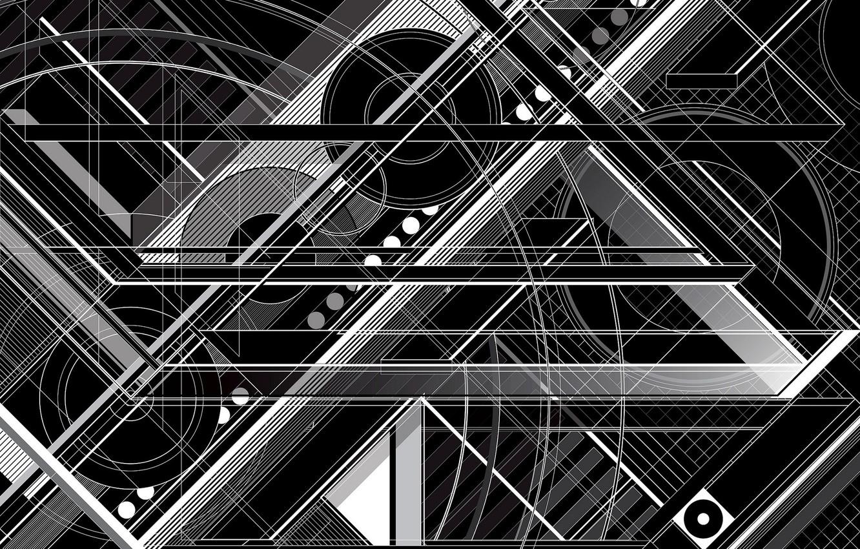 Обои фигуры, форма, фон. Абстракции foto 9