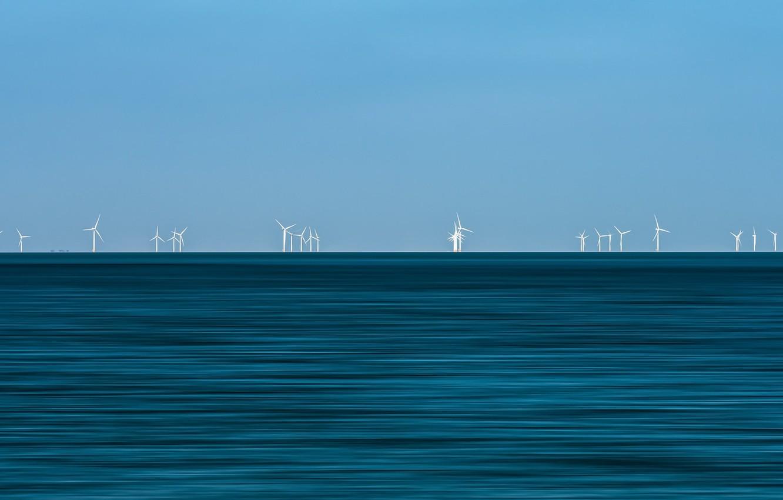 Обои ветряк. Разное foto 12