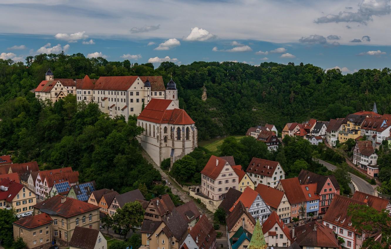 Обои красиво, лето, германия. Города foto 16