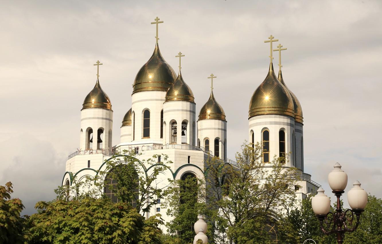 Обои церковь, купол. Города foto 18