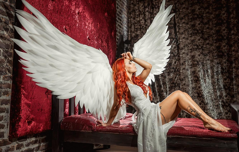 теста фотосессия в стиле ангела добавите