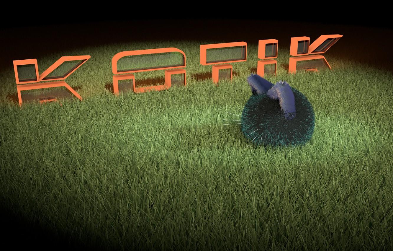 Фото обои котик, youtube, twitch, azveon