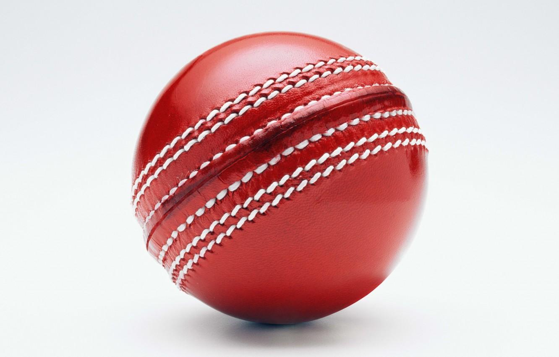 Фото обои макро, игра, мяч, крикет
