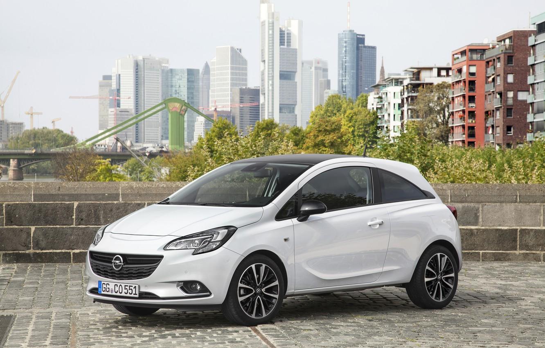 Фото обои Opel, Corsa, Color Edition, 2014-20