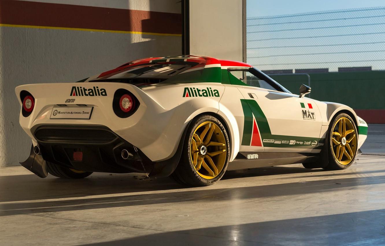 Фото обои Stratos, Rally Car, Спортивный автомобиль