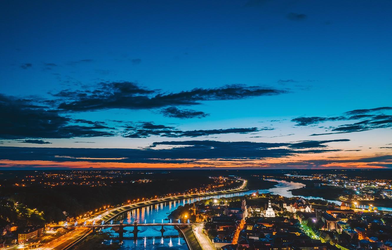 Фото обои Lithuania, Kaunas, Centro seniunija