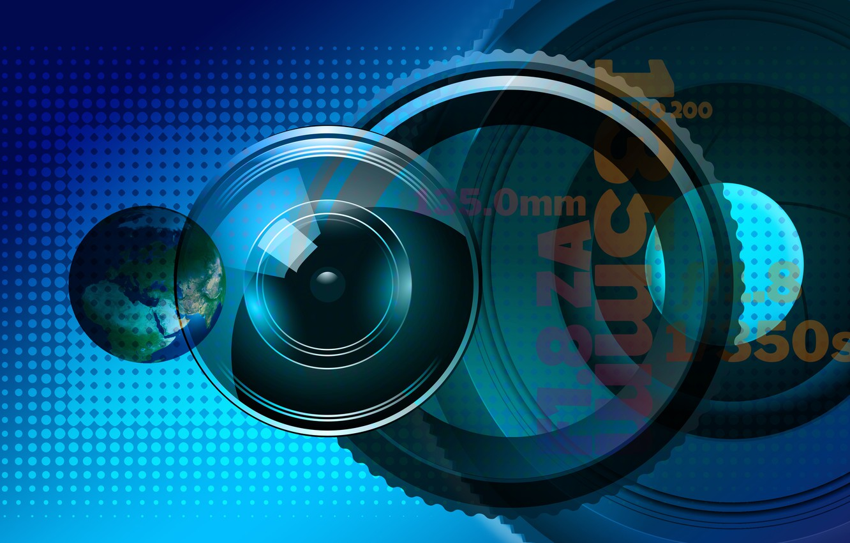Фото обои фотография, объектив, линзы