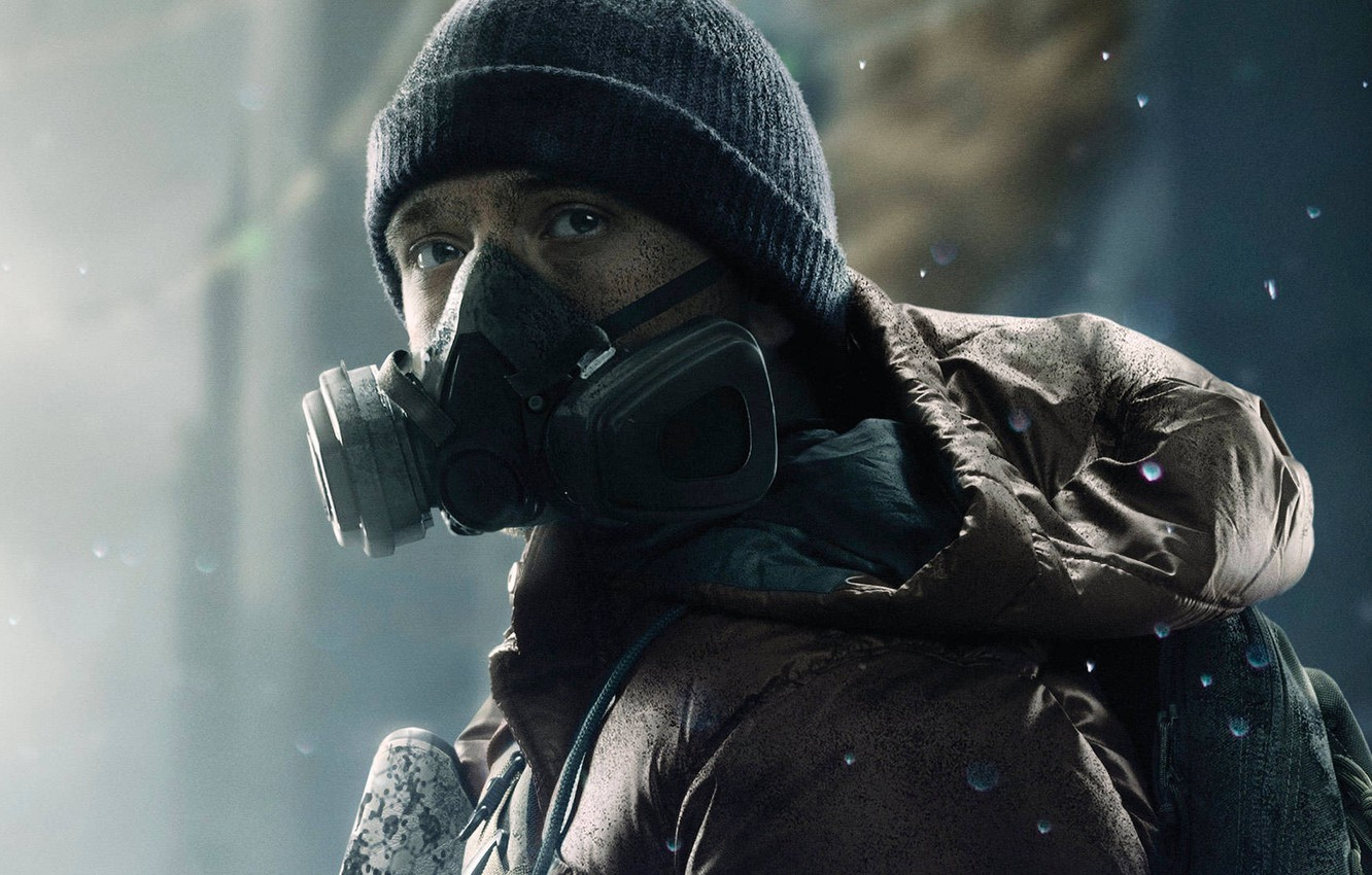 Фото обои Game, Agent, The Division