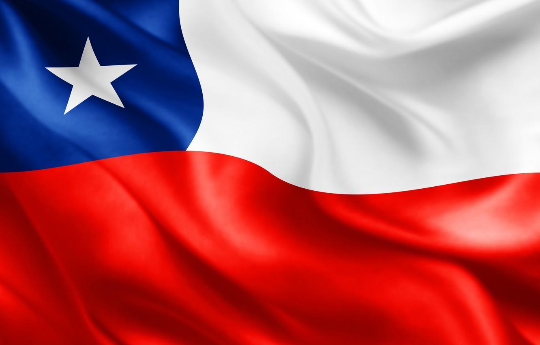 Фото обои фон, звезда, флаг, star, fon, flag, чили, chile