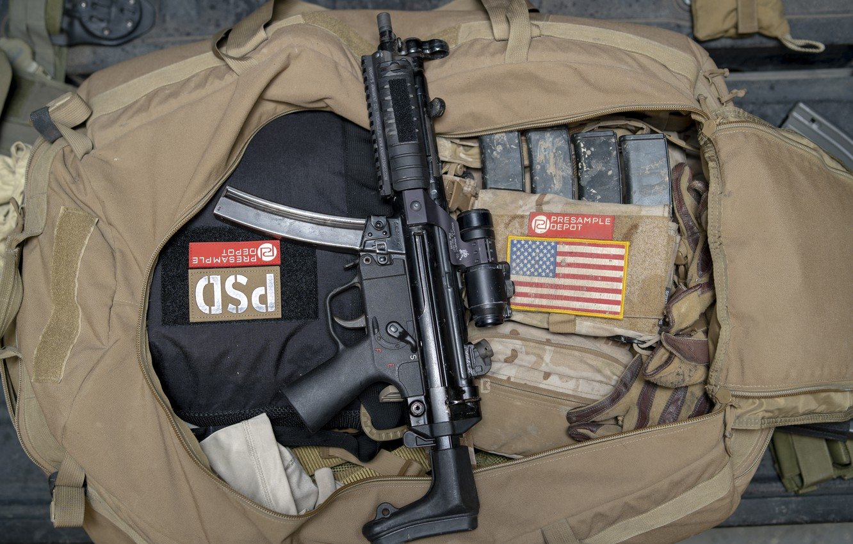 Фото обои Германия, Пистолет-пулемёт, Heckler & Koch