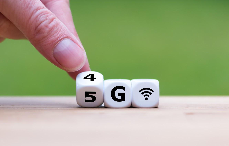 Фото обои internet, speed, dice, connectvity