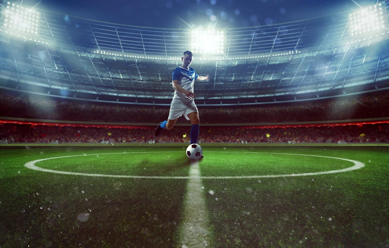 Обои футболисты. Спорт foto 8