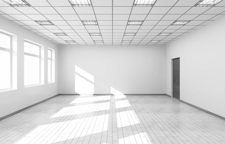 Фото обои комната, светлый, Архитектура