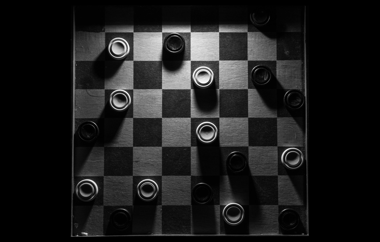 Фото обои фон, доска, шашки