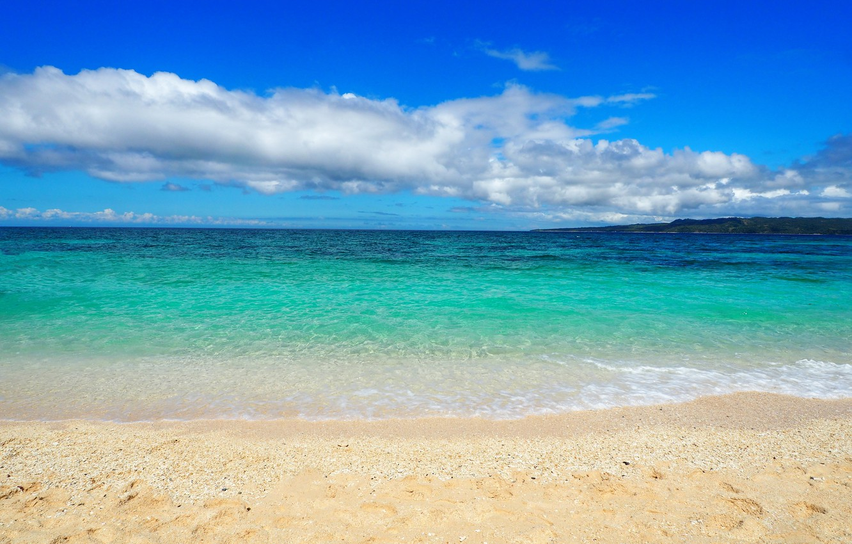 Фото обои песок, море, волны, пляж, лето, summer, beach, sea, ocean, seascape, sand, wave