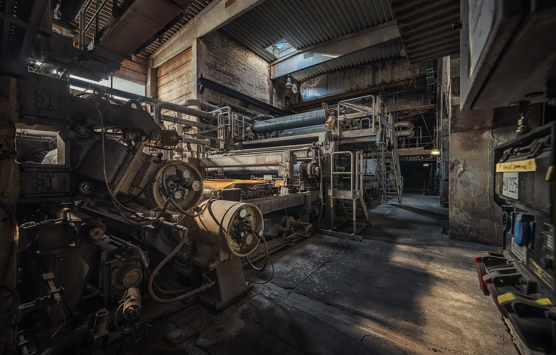Обои фабрика. Разное foto 13