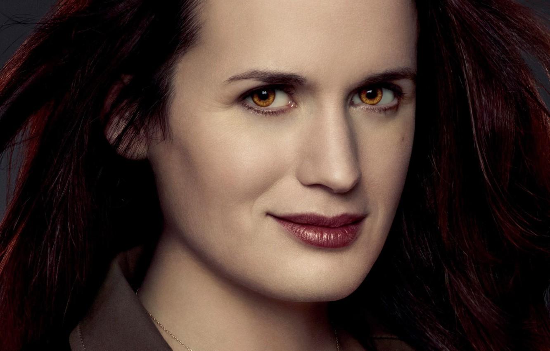 Фото обои улыбка, женщина, вампир, Сумерки Сага Рассвет, The Twilight Saga Breaking Dawn - Part 2, Эсме
