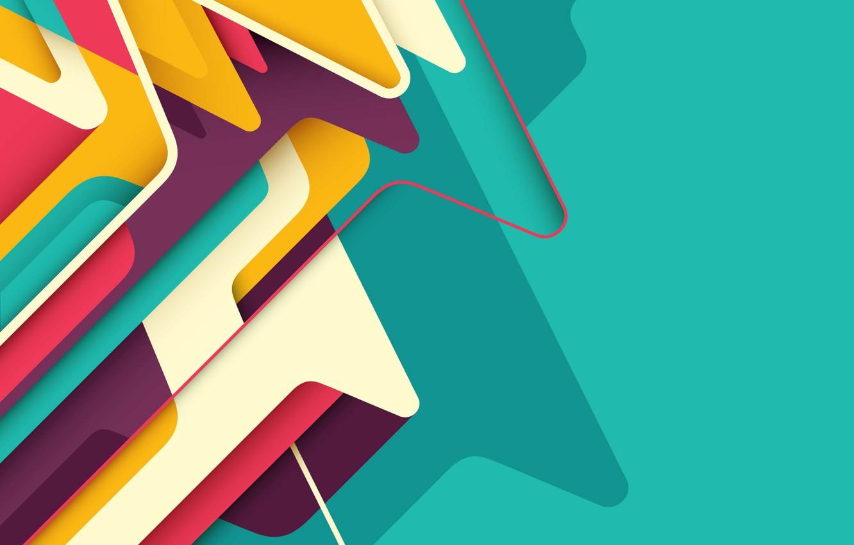 Обои полоса, вектор, свет, Цвет. Абстракции foto 10