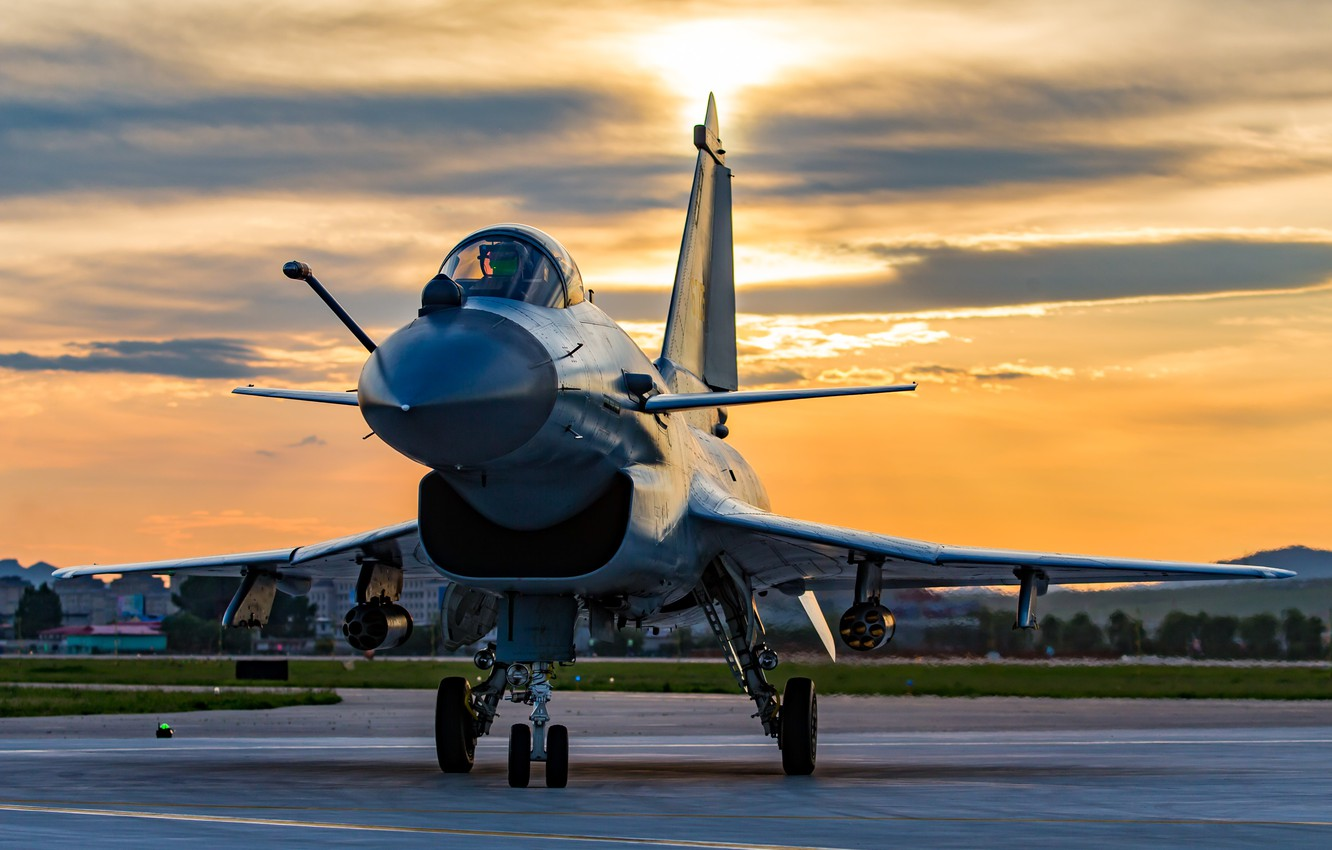 Фото обои fighter, Jet, airplane, china, J-10