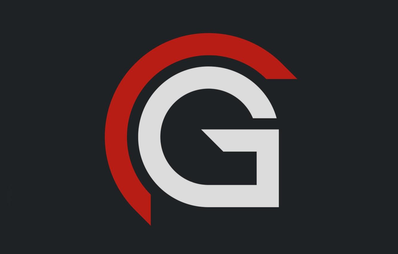 Фото обои logo, cyber, informatics