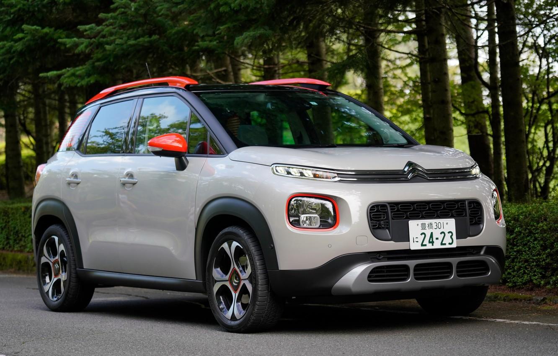 Фото обои Citroën, JP-spec, 2019, C3 Aircross