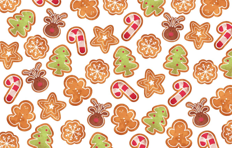 Фото обои украшения, фон, узор, Новый Год, Рождество, Christmas, winter, background, pattern, New Year, decoration, xmas, Merry