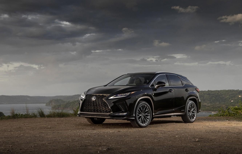 Фото обои авто, фото, Lexus, 2020, 450h F SPORT