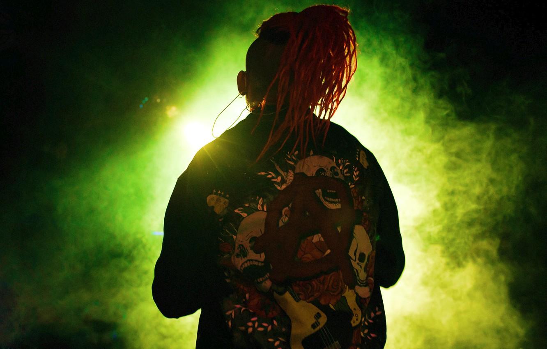 Фото обои Пальма, Рок, Панк, рэп, артист, rap, artist, Моргенштерн, Уфа, MamaVirgin, DeeneS MC, Алишер Тагирович Моргенштерн, …