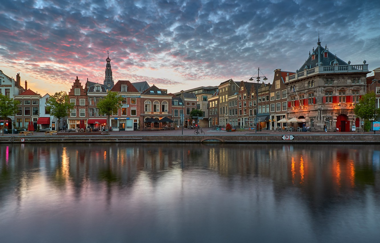 Обои нидерланды, Голландия, Haarlem. Города foto 11