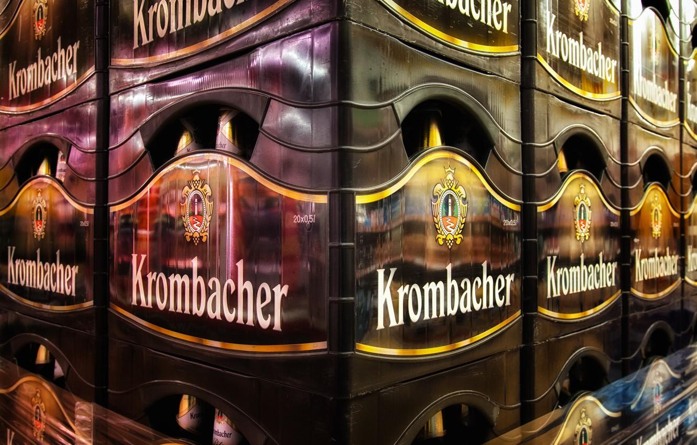 Фото обои пиво, ящики, pilsener, German beer