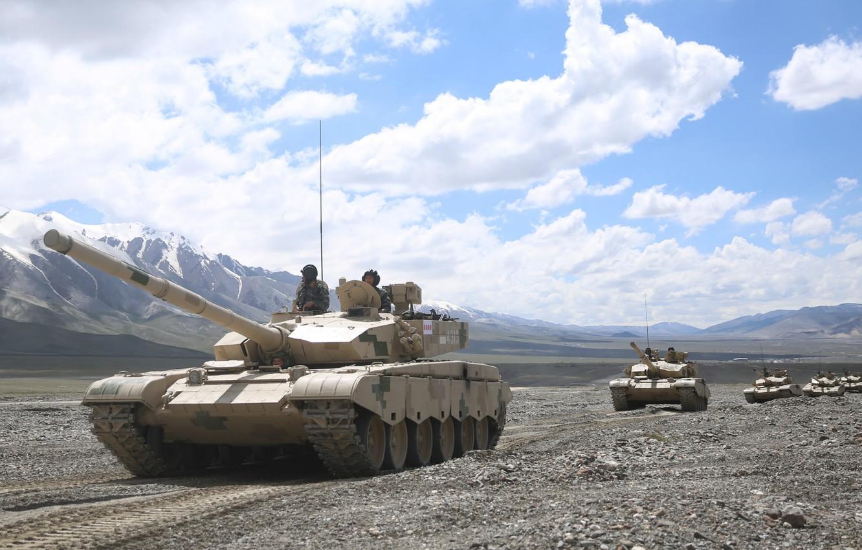 Фото обои armor, weapon, Tank, MBT, type 99