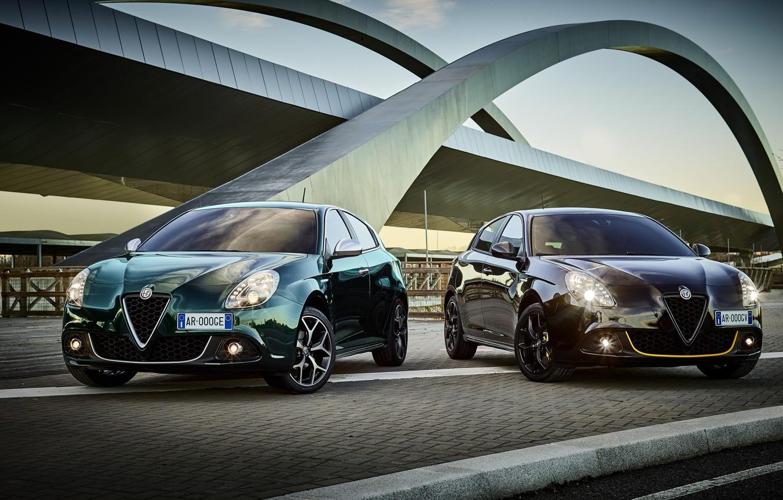 Фото обои Alfa Romeo, Giulietta, Giulietta Veloce
