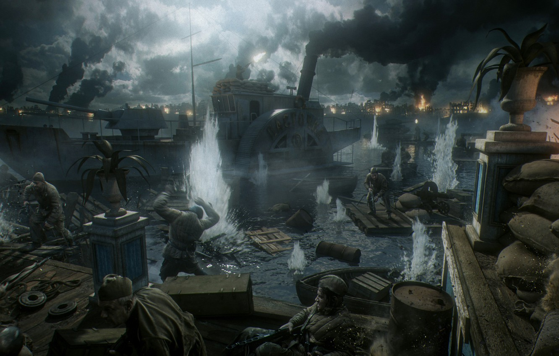 Фото обои война, солдаты, Сталинград, Stalingrad, Yura Gvozdenko
