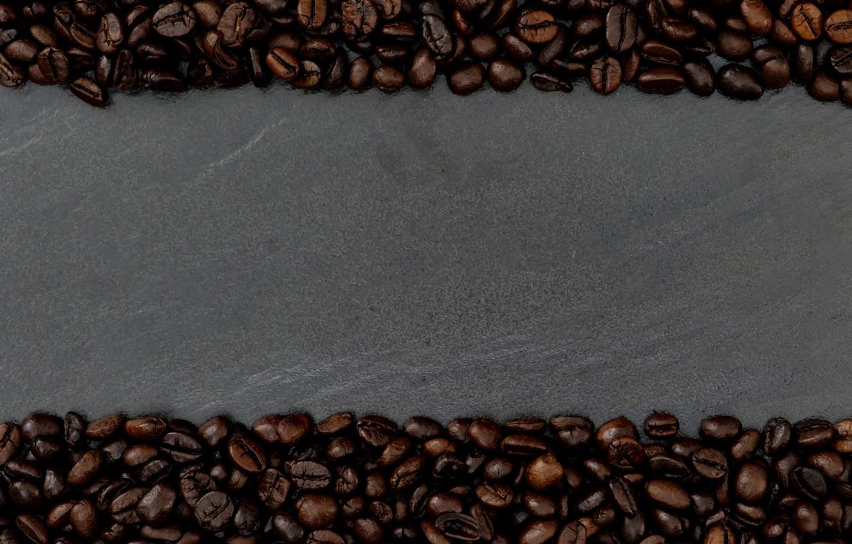 Фото обои фон, кофе, кофейные зерна, Текстуры