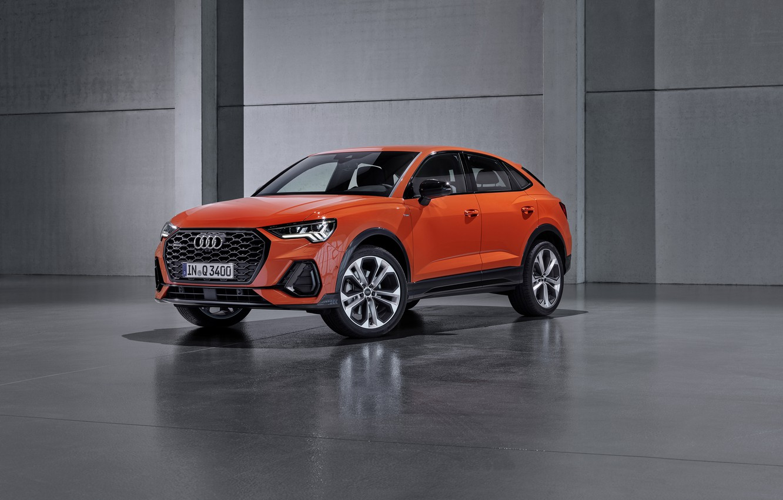 Фото обои Audi, TDI, quattro, Sportback, S line, Q3, 2019, 35