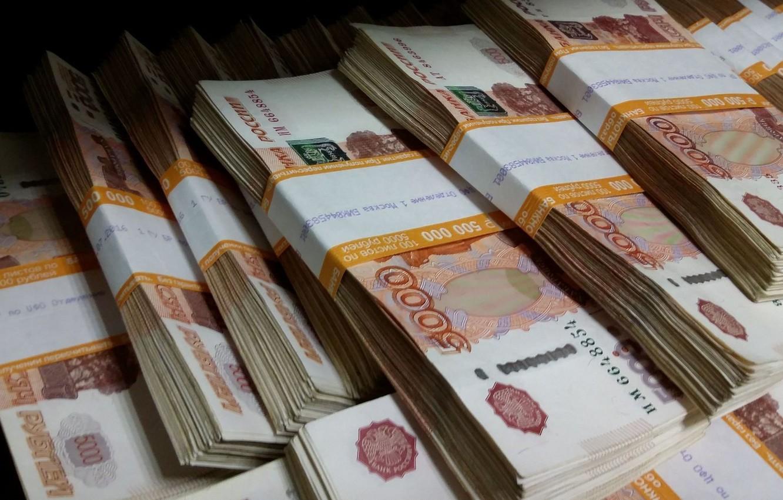 Фото обои деньги, валюта, рубли