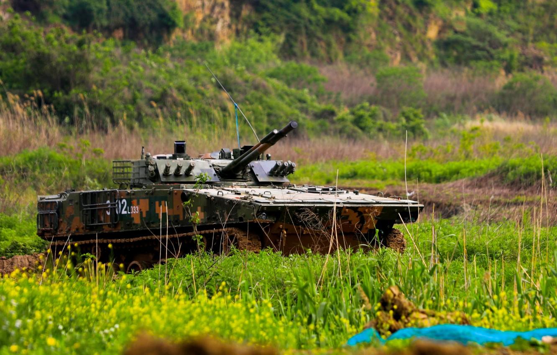 Фото обои armor, weapon, ZBD-04, infantry fighting vehicle, Chinese Army