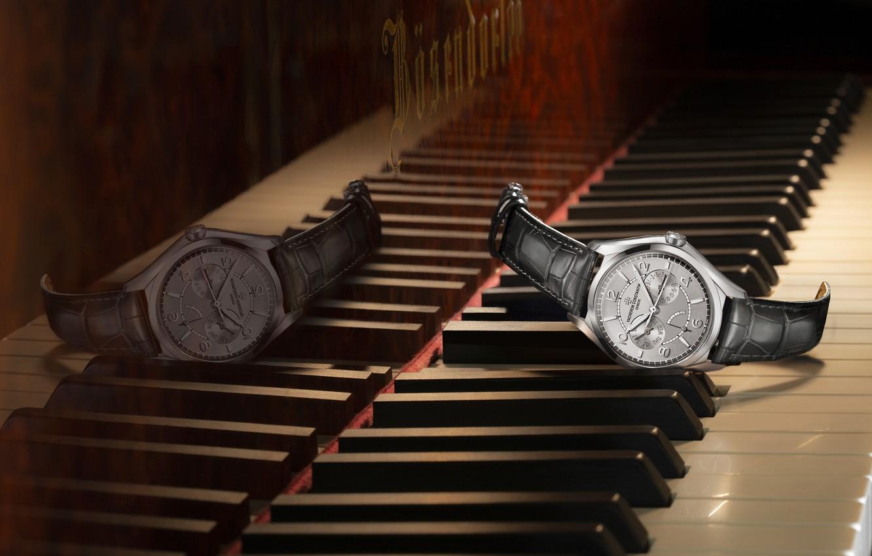 Фото обои Swiss Luxury Watches, Vacheron Constantin, нержавеющая сталь, швейцарские наручные часы класса люкс, analog watch, автоматический …