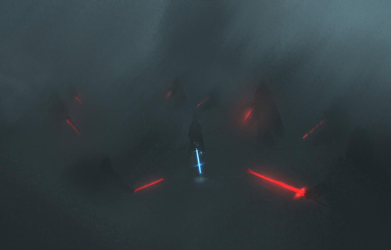 Фото обои Star Wars, Jedi, Sith, Hernan Flores, by Hernan Flores, Siths