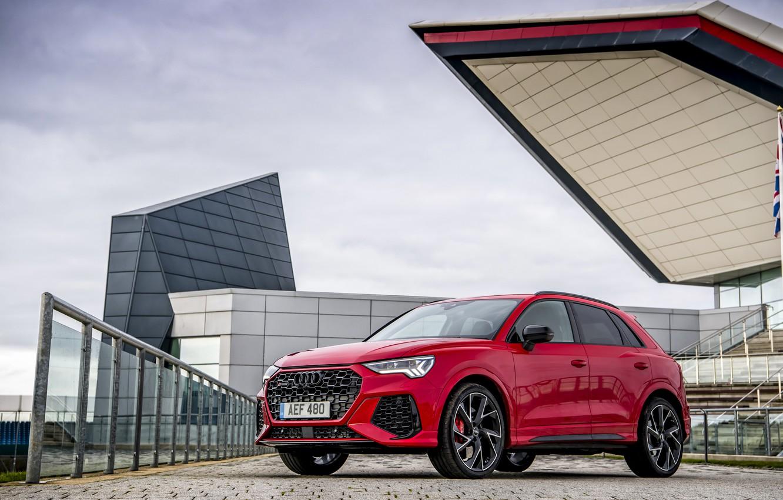 Фото обои Audi, RS, Q3, 2019-20