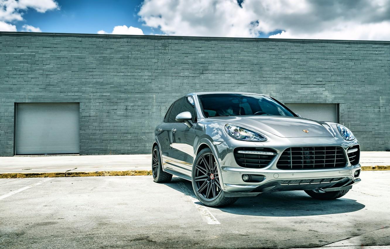 Фото обои Porsche, Cayenne, GTS, Porsche Cayenne GTS