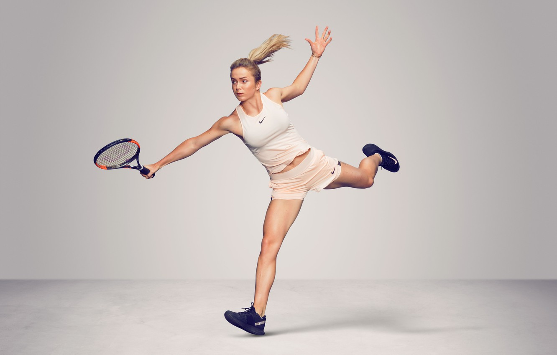 Фото обои Women, Ukraine, Sport, Tennis, Elina, WTA, Ukrainian, Elina Svitolina, Svitolina