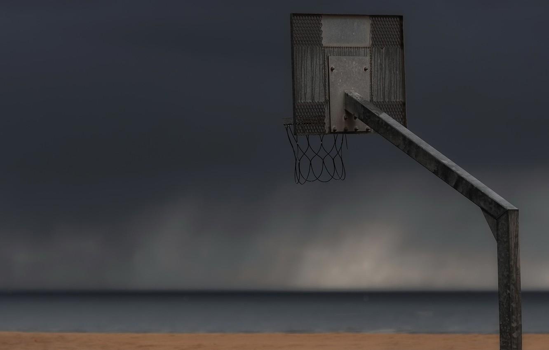 Фото обои спорт, баскетбол, вирус