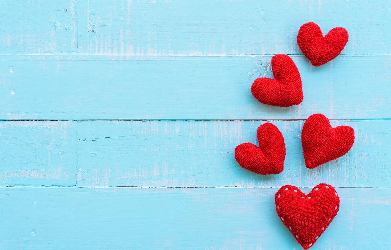 Фото обои любовь, сердце, сердечки, red, love, wood, romantic, hearts